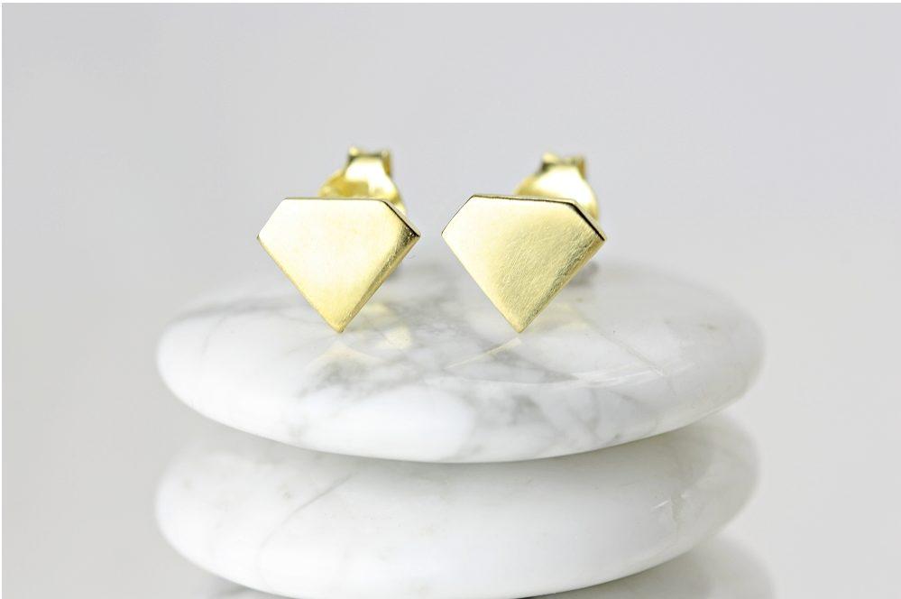 Pendientinos Diamantes Baño