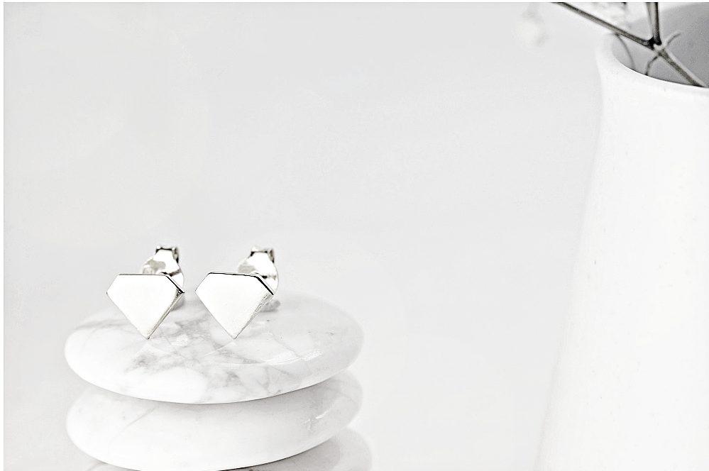 Pendientinos Diamantes